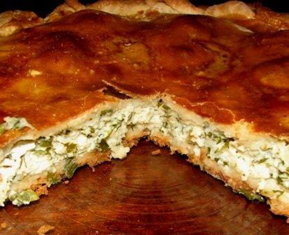 пошаговый фото рецепт пирога с брусникой